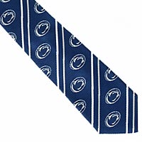 Penn State® Nittany Lions® Woven Silk Tie