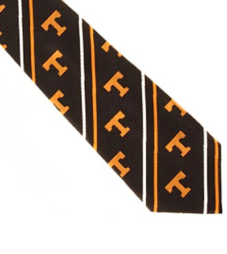 University of Tennessee® Vols® Woven Silk Tie