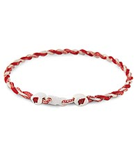 University of Wisconsin Badgers™ Titanium Sport Necklace