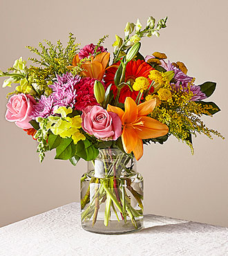 Bouquet Party Punch