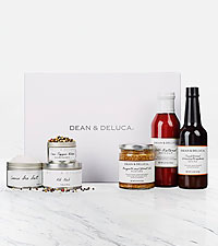 Dean & DeLuca® Gourmet Grilling Gift