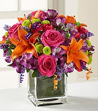 Le bouquet Birthday Cheer<sup>&trade;</sup> de FTD®