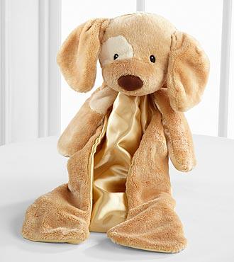 Gund® Spunky HuggyBuddy Baby Blanket