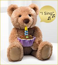 Gund® Singing Birthday Bear