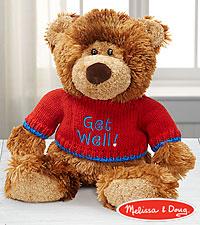 Melissa and Doug® Get Well Hugs Plush Bear