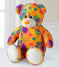 Sweet Celebration Polka Dot Bear