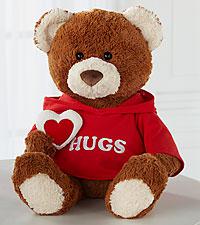 Gimme a Hug Plush Bear