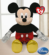 Sparkle Mickey Mouse by Ty®