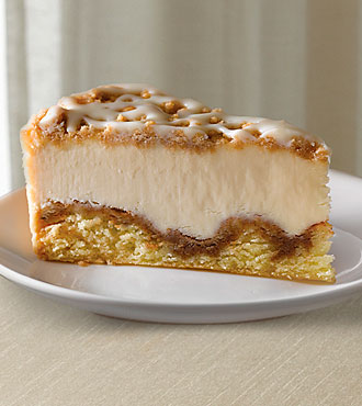 Eli® Cinnamon Roll Streusel Cheesecake