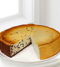Eli's® Cheesecake Plain and Chocolate Chip-9'