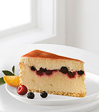 Eli's® Cheesecake Lemon Mixed Berry-10'
