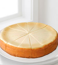 Eli's® Cheesecake Original Plain-8'
