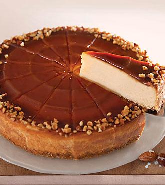 Eli's® Salted Caramel Cheesecake-9