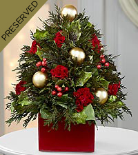 Deck the Halls Everlasting Holiday Tree