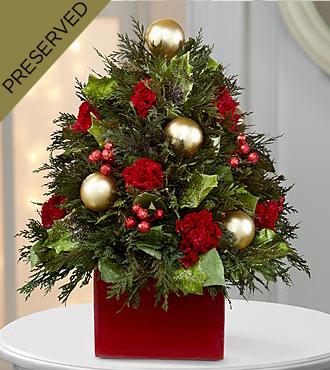 Deck the Halls Everlasting Holiday Tree