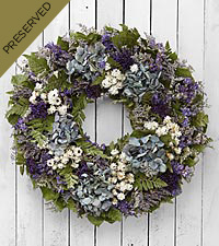 Endless Skies Everlasting Wreath