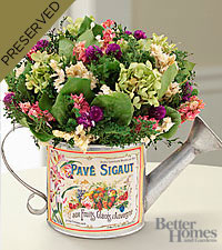 The FTD® Spring Sprinkles Everlasting Bouquet by Better Homes and Gardens®.