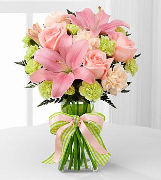 Le bouquet Girl Power<sup>&trade;</sup> de FTD® - VASE INCLUS