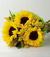 The FTD® Sunshine Daydream™ Bouquet - Hand-Tied