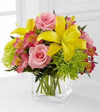 The Well Done™ Bouquet by FTD® - VASE INCLUDED