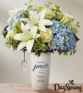 Bouquet DaySpring® In God's Care™ par FTD