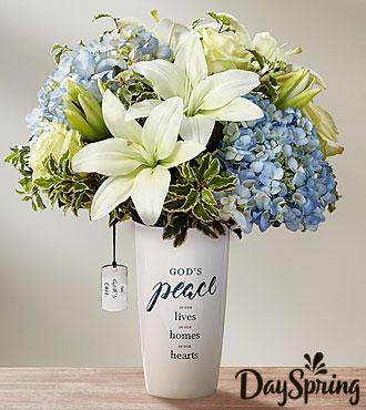 Bouquet DaySpring® In God's Care™ par FTD