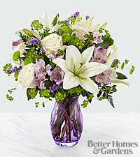The FTD® Sense of Wonder™ Bouquet by Better Homes and Gardens®- VASE INCLUDED