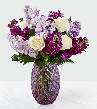 Sweet Devotion™ Bouquet - Deluxe