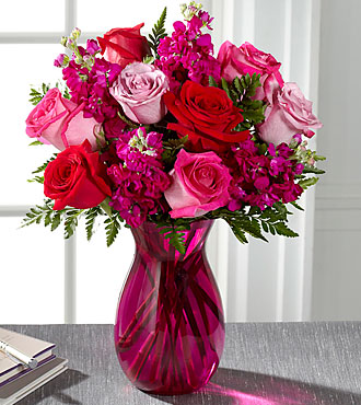 Pure Romance™ Rose Bouquet
