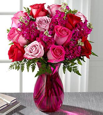 Le bouquet de roses Pure Romance™ de FTD®