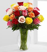 Le bouquet Enchanting Rose™ de FTD®