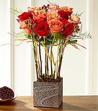 Le bouquet de roses Contemporary™