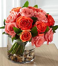 Bouquet de roses Blazing Beauty™