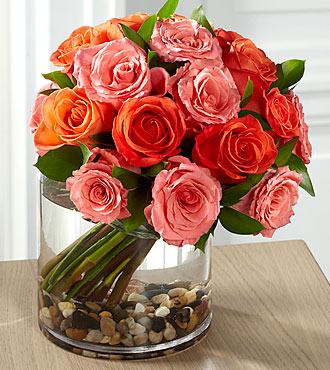 Bouquet de roses Blazing Beauty™