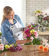 Florist Designed Mixed Bouquet