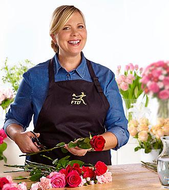The Florist Designed Bouquet