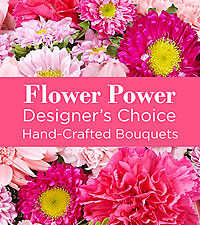 Pink Colored Florist Designed Bouquet by FTD®
