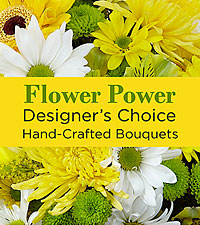 Yellow Colors Florist Designed Bouquet by FTD®