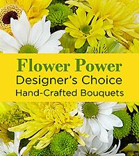 Yellow Colors Florist Designed Bouquet by FTD®