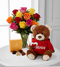 Sweetheart Celebration Ultimate Gift - VASE INCLUDED