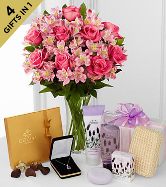 Limitless Gratitude Ultimate Gift - VASE INCLUDED