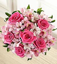 Dreamland Pink Bouquet - No Vase