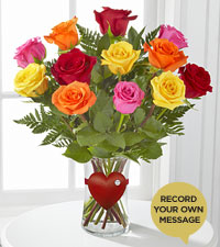The FTD® Mixed Rose 'Say It Your Way'™ Bouquet