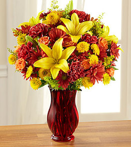 Thankful Harvest Fall Bouquet
