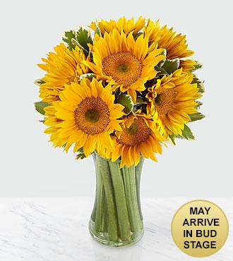 Endless Summer Sunflower Bouquet