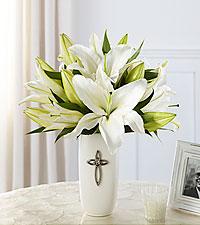 Le bouquet Faithful Blessings™ - VASE INCLUS