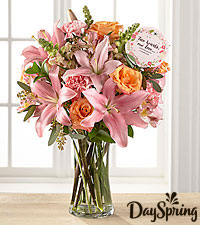 DaySpring® One Love Anniversary Bouquet