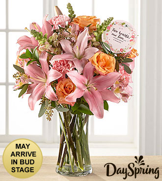 DaySpring® One Love Bouquet