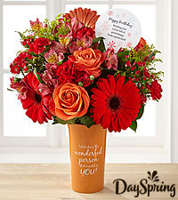 DaySpring® Happy Day Birthday Bouquet