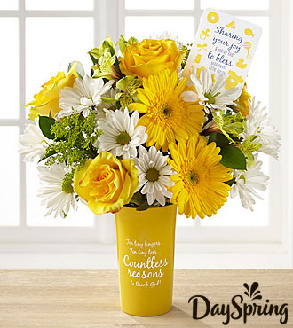 DaySpring® Baby Blessings Bouquet